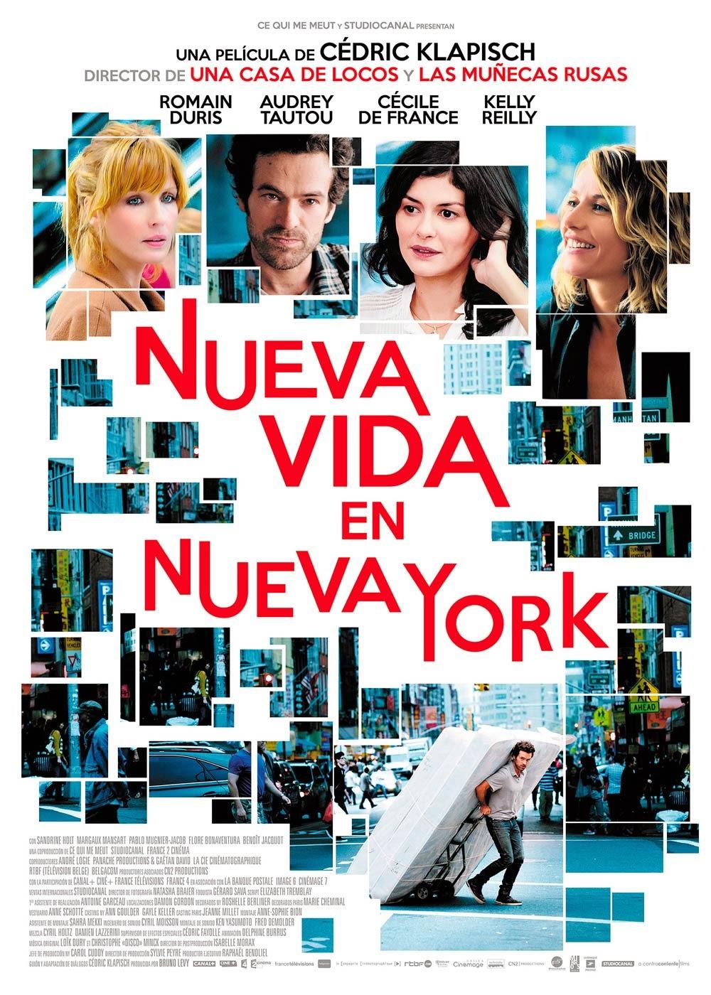Nueva vida en Nueva York (Casse-tête chinois)