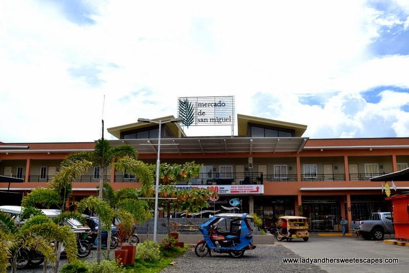 Mercado de San Miguel in Puerto Princesa