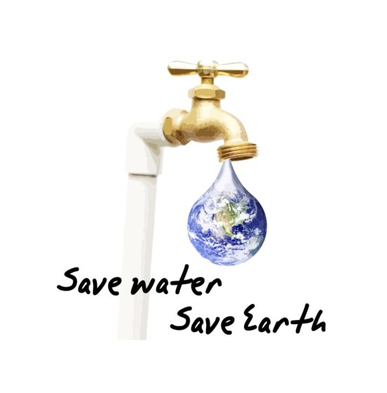 want some slogans on saving water and do not wait for the clock to
