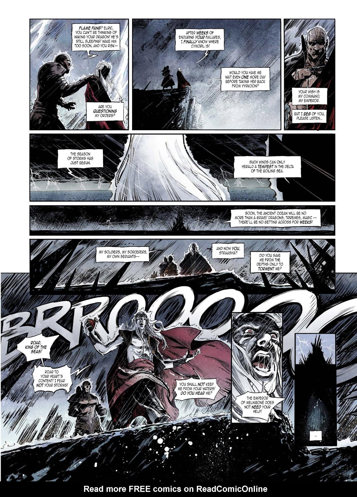 Elric (2014) TPB 2 #2 - English 18