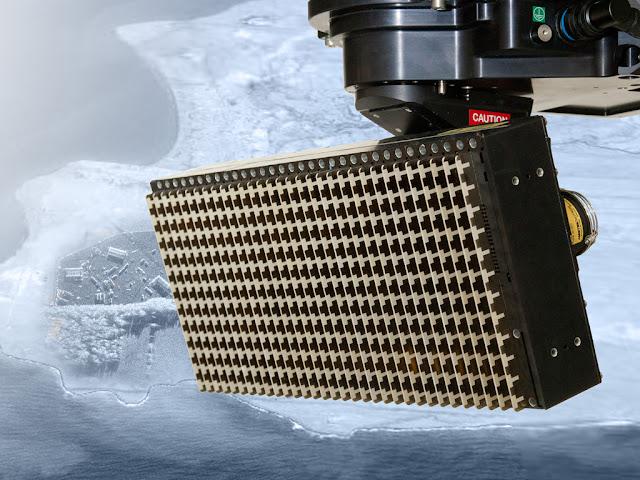 Seaspray 5000E Active Electronically Scanned Array (AESA) multi-mode surveillance radar