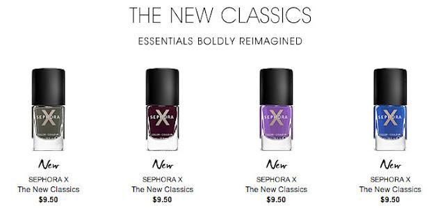 sephora x new classics