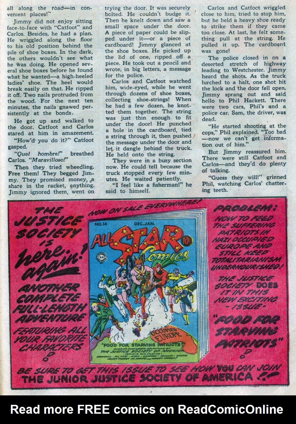 Read online All-American Comics (1939) comic -  Issue #45 - 46
