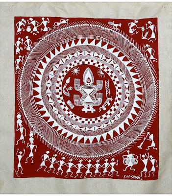 Tribal Folk Art Warli