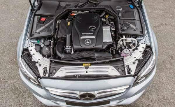 2016 Mercedes Benz C350E Plug In Hybrid