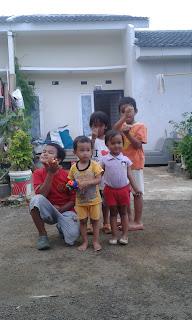 anak-anak Pamulang Hill 3 tahap 2