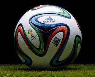 balón oficial del Mundial de Brasil 2014 Brazuca de Adidas
