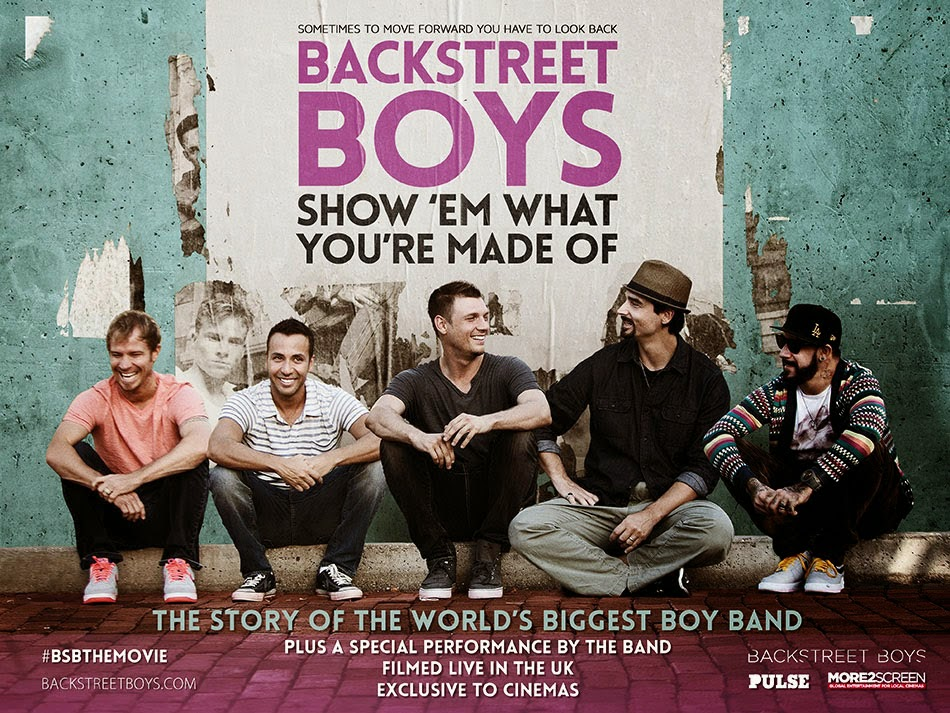 Show 'em What You're Made Of Movie Backstreet Boys