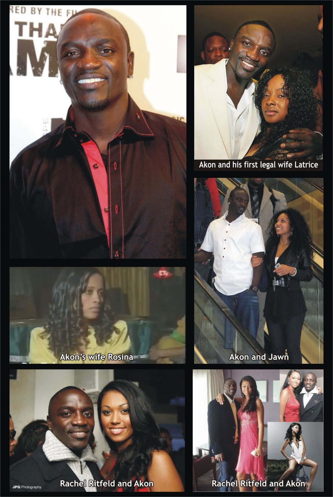 Akon's Wife Tomeka http://www.showbizhub.net/2011/09/akons-best-kept-secret-exposed.html
