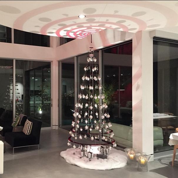 Fiorito Interior Design The NonTraditional Holiday Tree