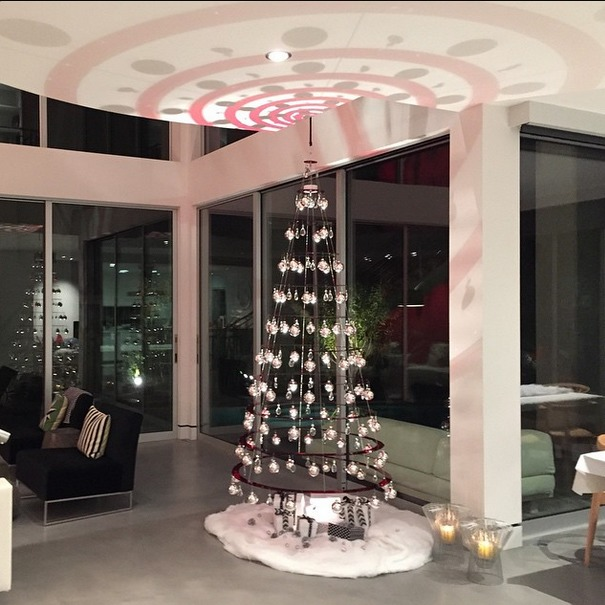 fiorito interior design the non traditional holiday tree