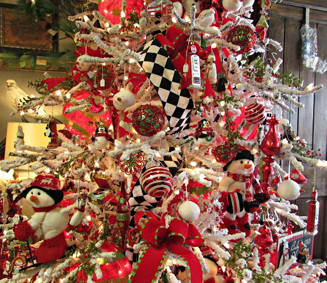 Best Christmas Decoration Malaysia 2013: Penny's Vintage Home: Christmas Decorating Ideas
