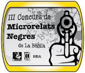 Concurso Relatos negros La Bóbila