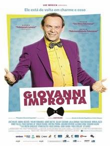 Baixar Giovanni Improtta RMVB + AVI + Torrent DVDRip