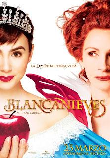 Cartel de la película 'Blancanieves (mirror, mirror)'