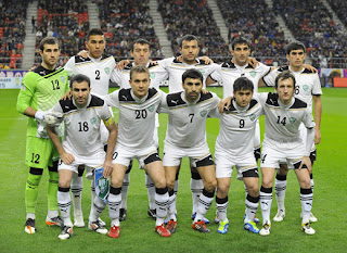 сборная узбекистана по футболу 2012