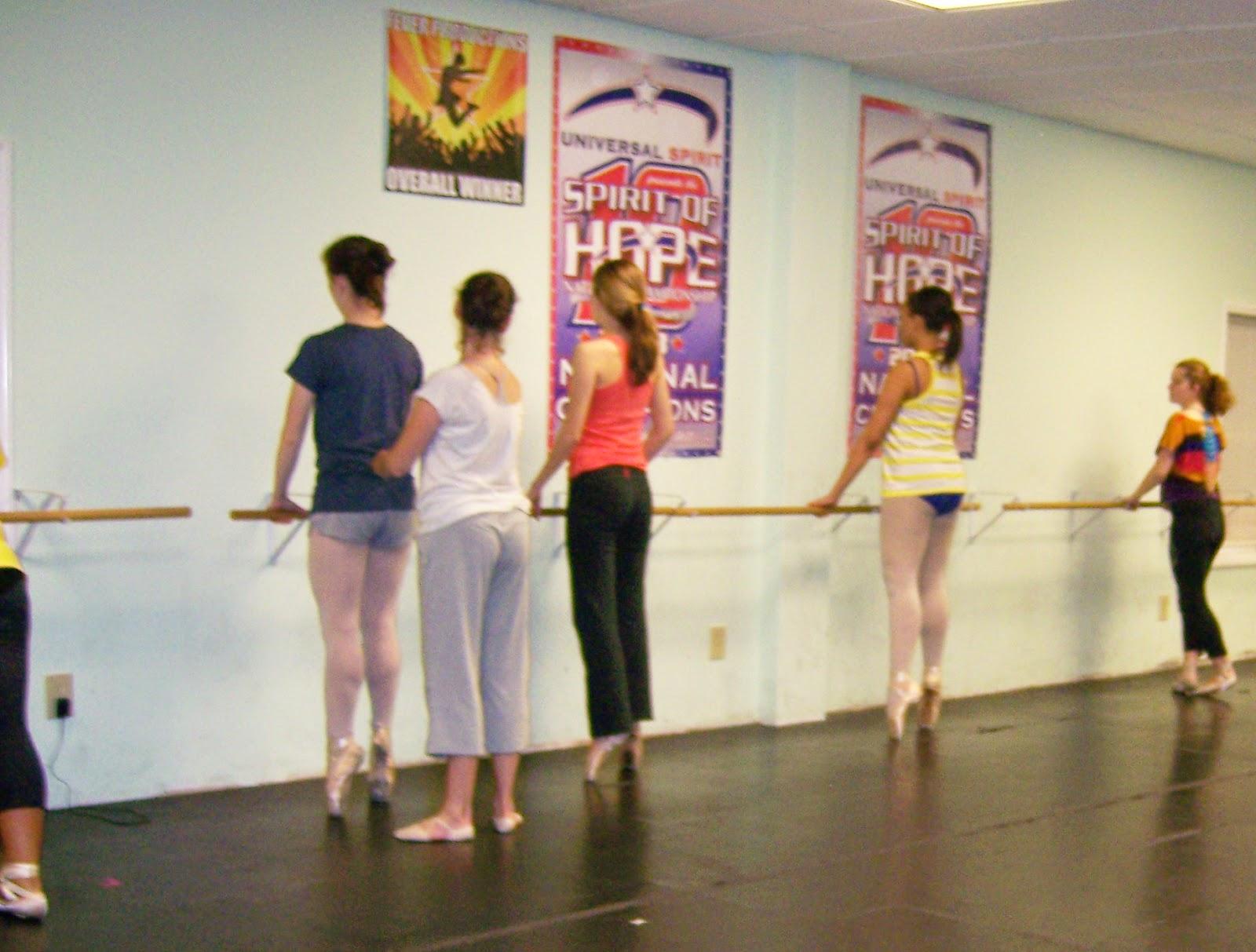 ballet lessons charlotte north carolina
