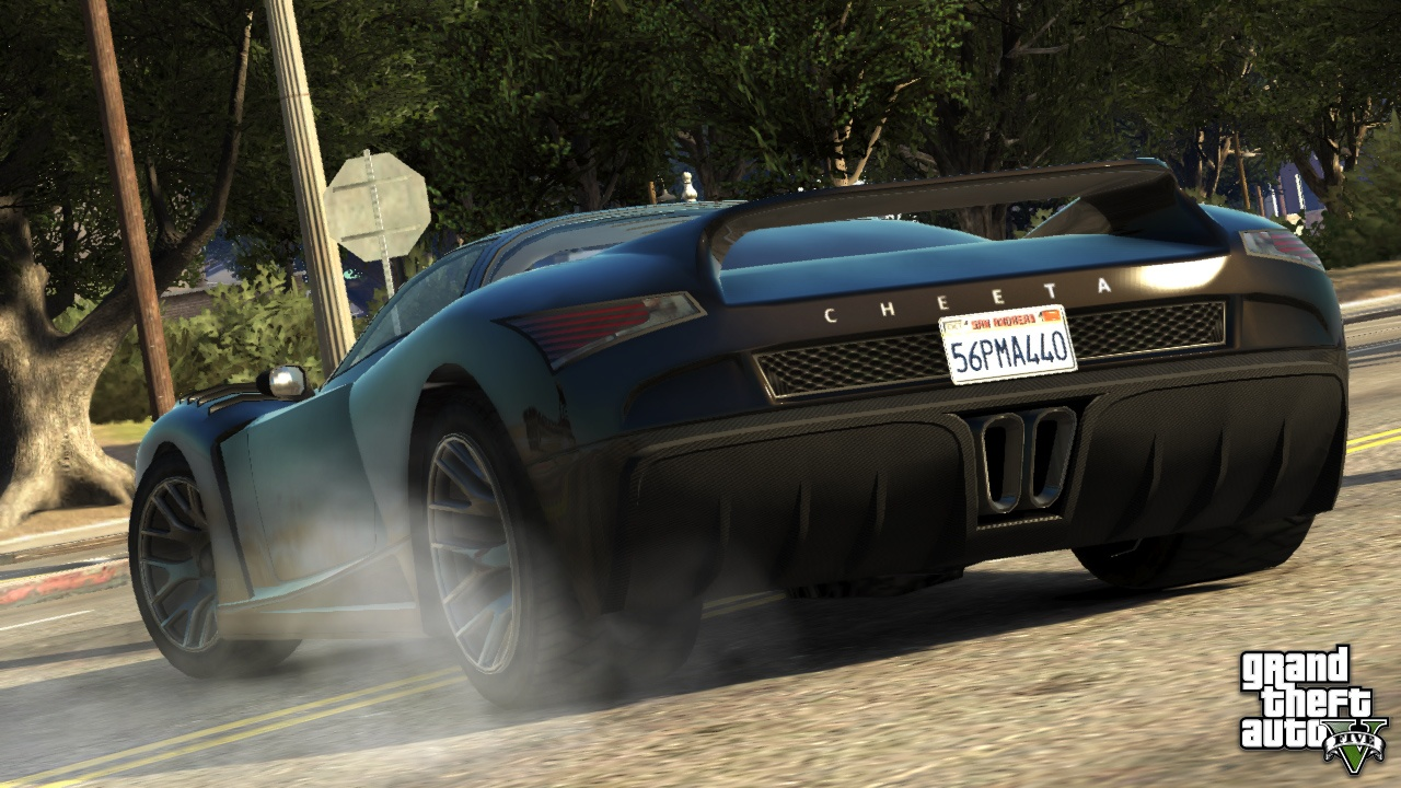 25 GTA 5 HD wallpapers - Mytechshout - Blogging , Technology , How ...