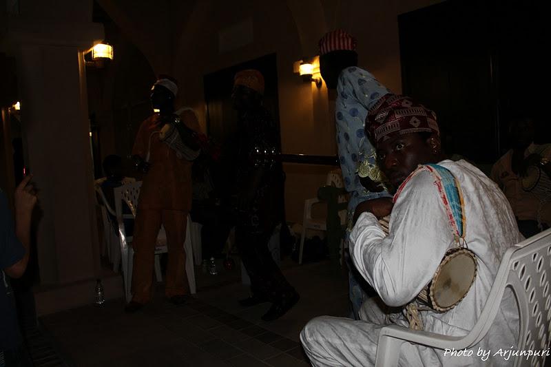 Arjunpuri in Qatar: Traditional dhow exhibition in Qatar