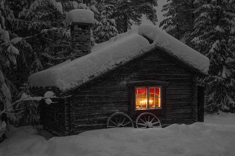 Cabana din vis