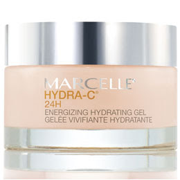 Marcelle Hydra-C 24H Energizing Hydraging gel bottle
