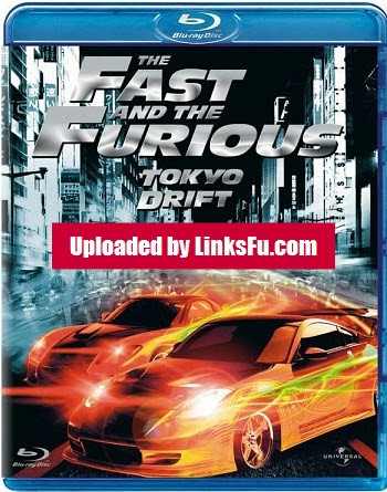 The Fast and the Furious Tokyo Drift (2006) 1080p BrRip