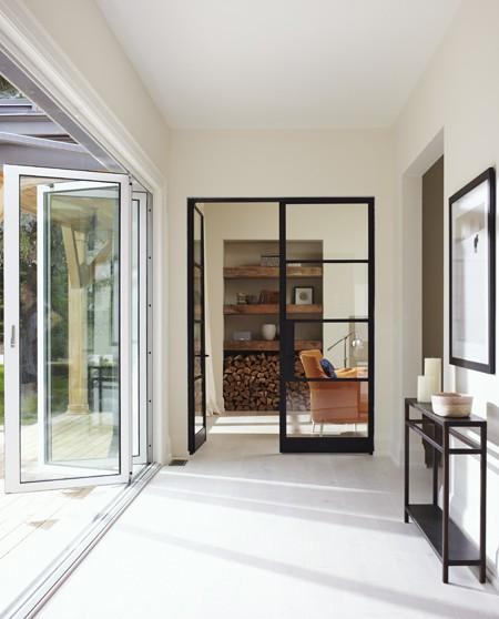 90 Incredible Modern Farmhouse Exterior Design Ideas 12: Livable Machine Interior Design Blog: Modern Farmhouse
