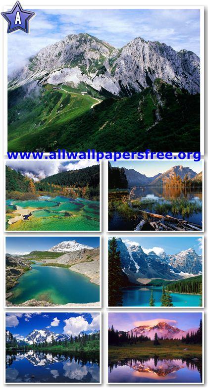 40 Amazing Landscapes Wallpapers 1600 X 1200 [Set 5]