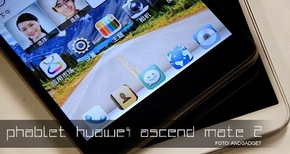 Phablet Huawei Ascend Mate 2