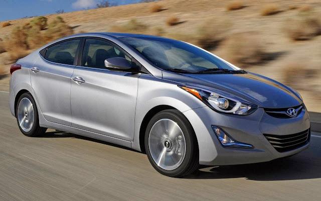Elantra - carro mais vendido da Hyundai nos EUA