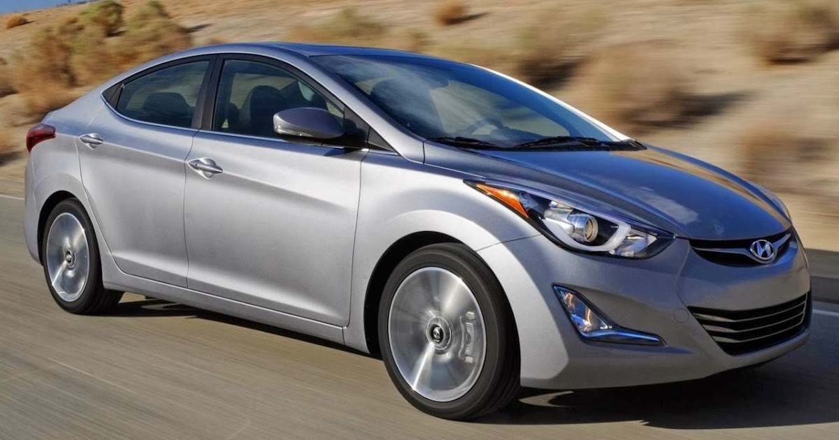Hyundai Elantra 2014 recebe alterações nos EUA