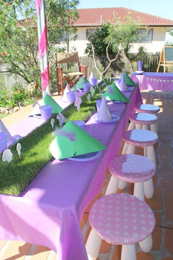 Fairy Party, Fairy Party Table, Fairy Party Ideas, Fairy Party Printables, Kids Party ideas, Girls Parties, 3rd birthday