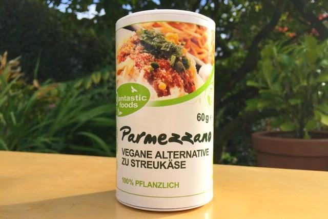 Vantastic Foods Parmezzano - vegan parmesan