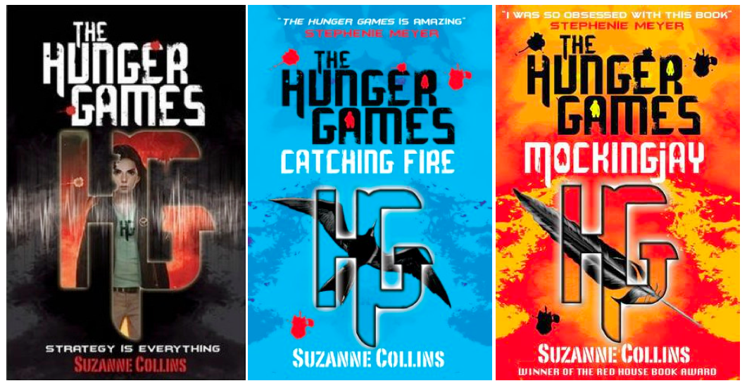 suzanne collins writing style