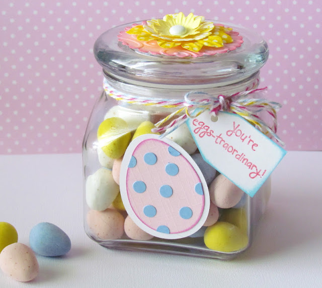 Easter Candy Jar