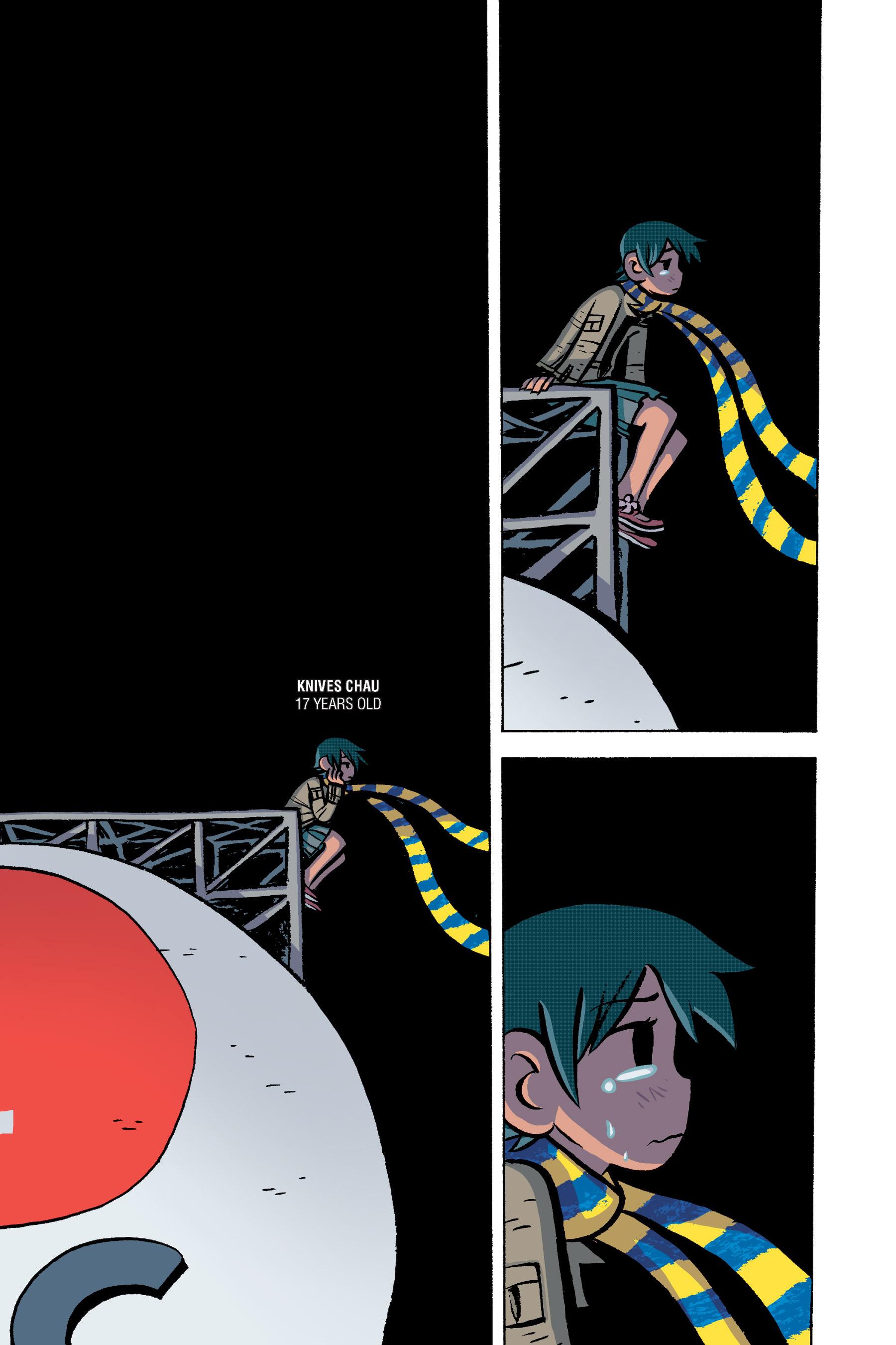 Read online Scott Pilgrim comic -  Issue #3 - 87