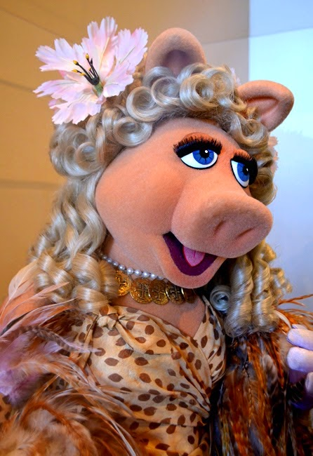 Atlanta Animal Lovers Tour, Miss Piggy, Center for Puppetry Arts