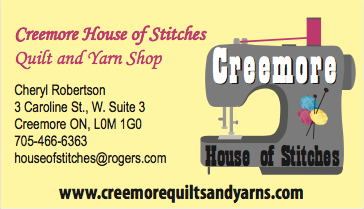 Creemore House of Stitches