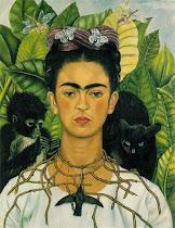 Frida in Rome