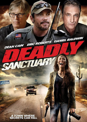 Deadly Sanctuary 2015 DVDRip 300mb