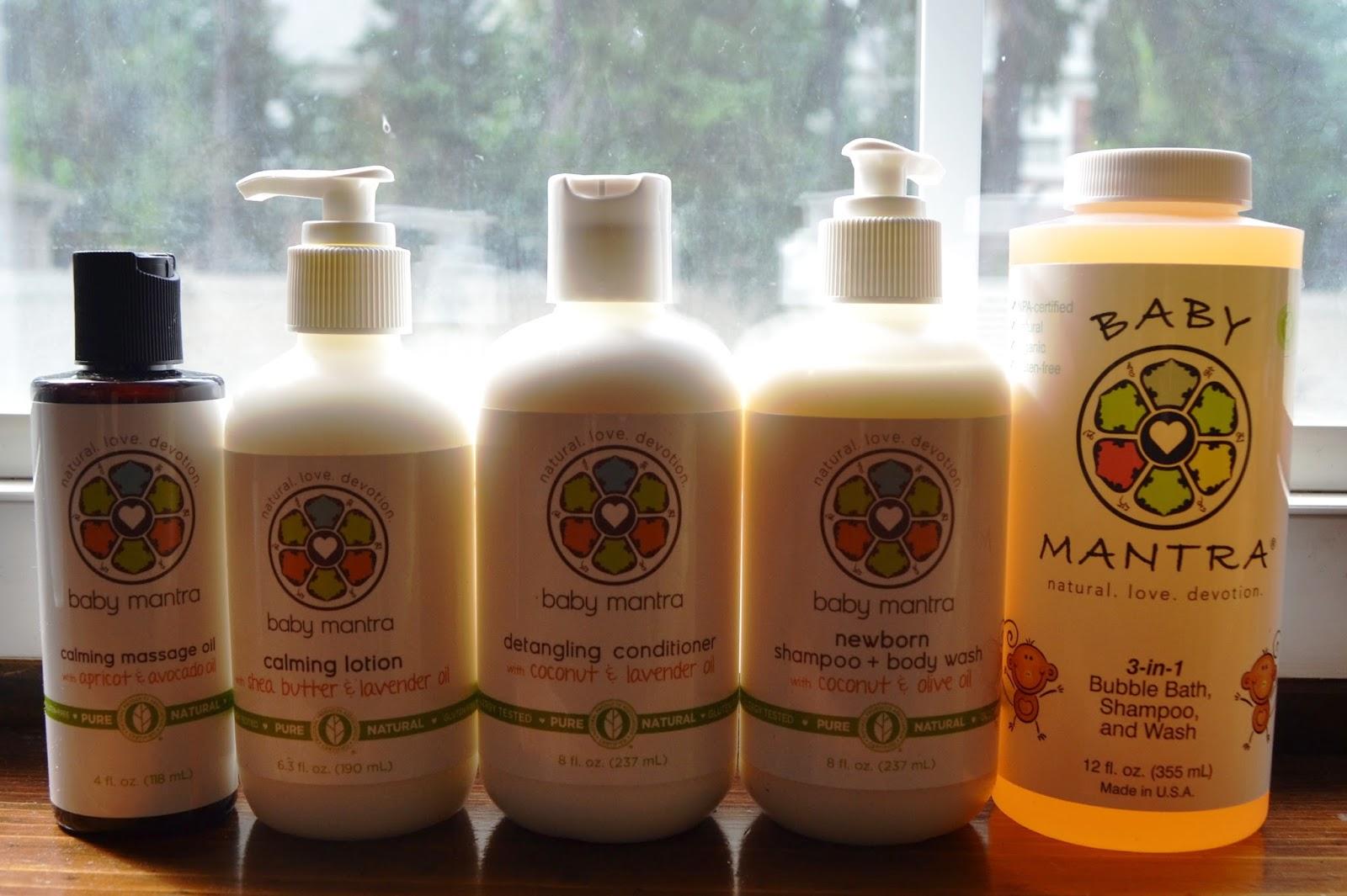 Baby Mantra Skincare