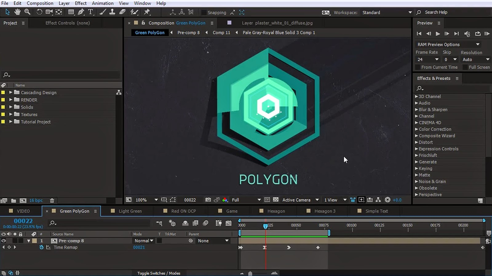 How to create animated polygon in after effects cg tutorial how to create animated polygon in after effects malvernweather Gallery