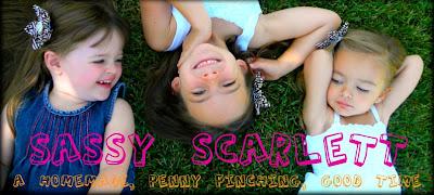 sassy scarlett