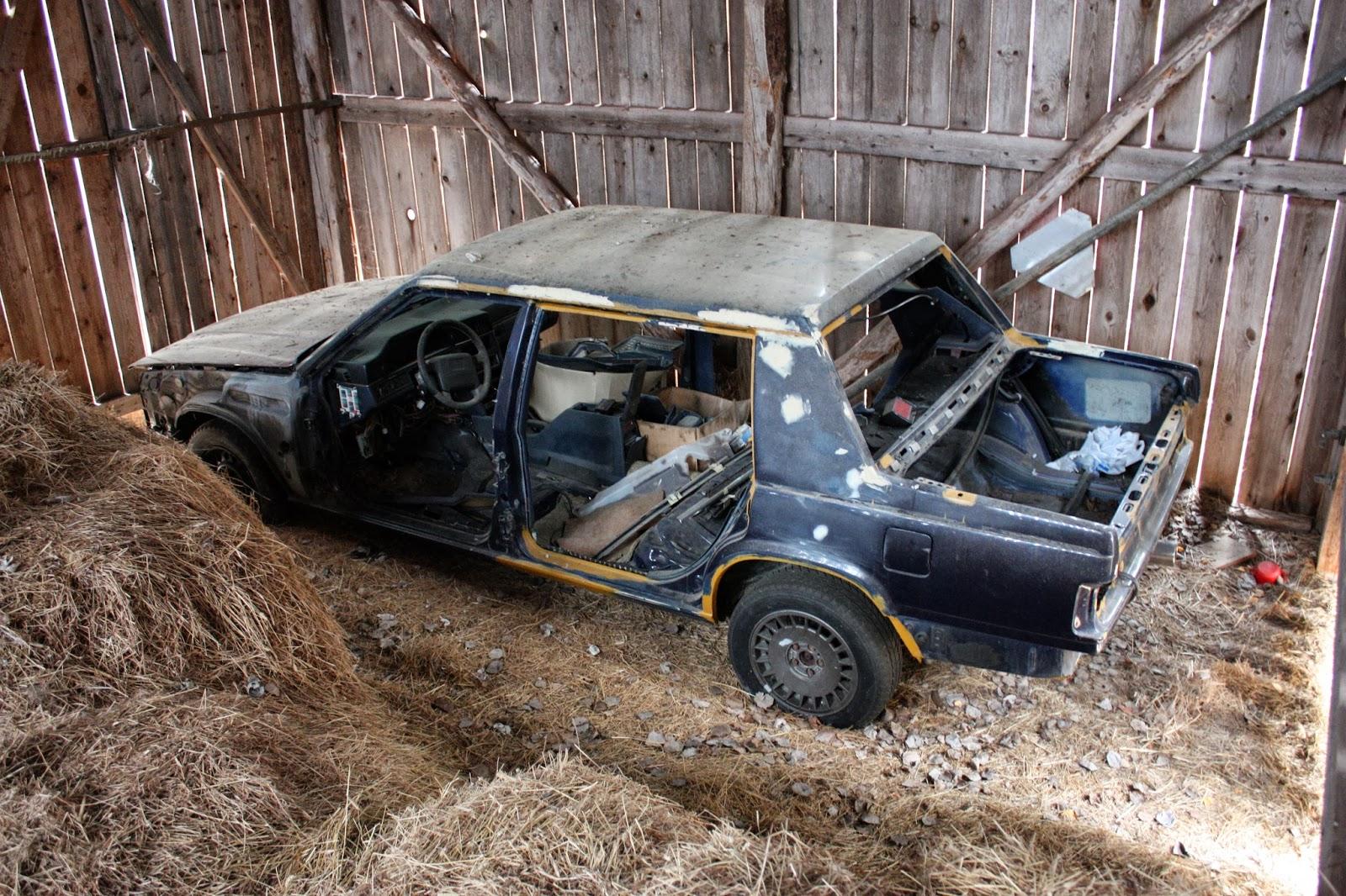 Ruckel och ruiner oktober 2013 for Garage opel gard