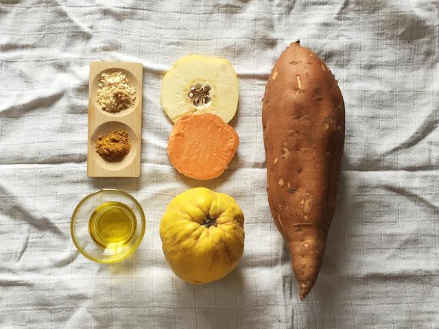 Receta-crema-de-batata-y-membrillo-al-curry