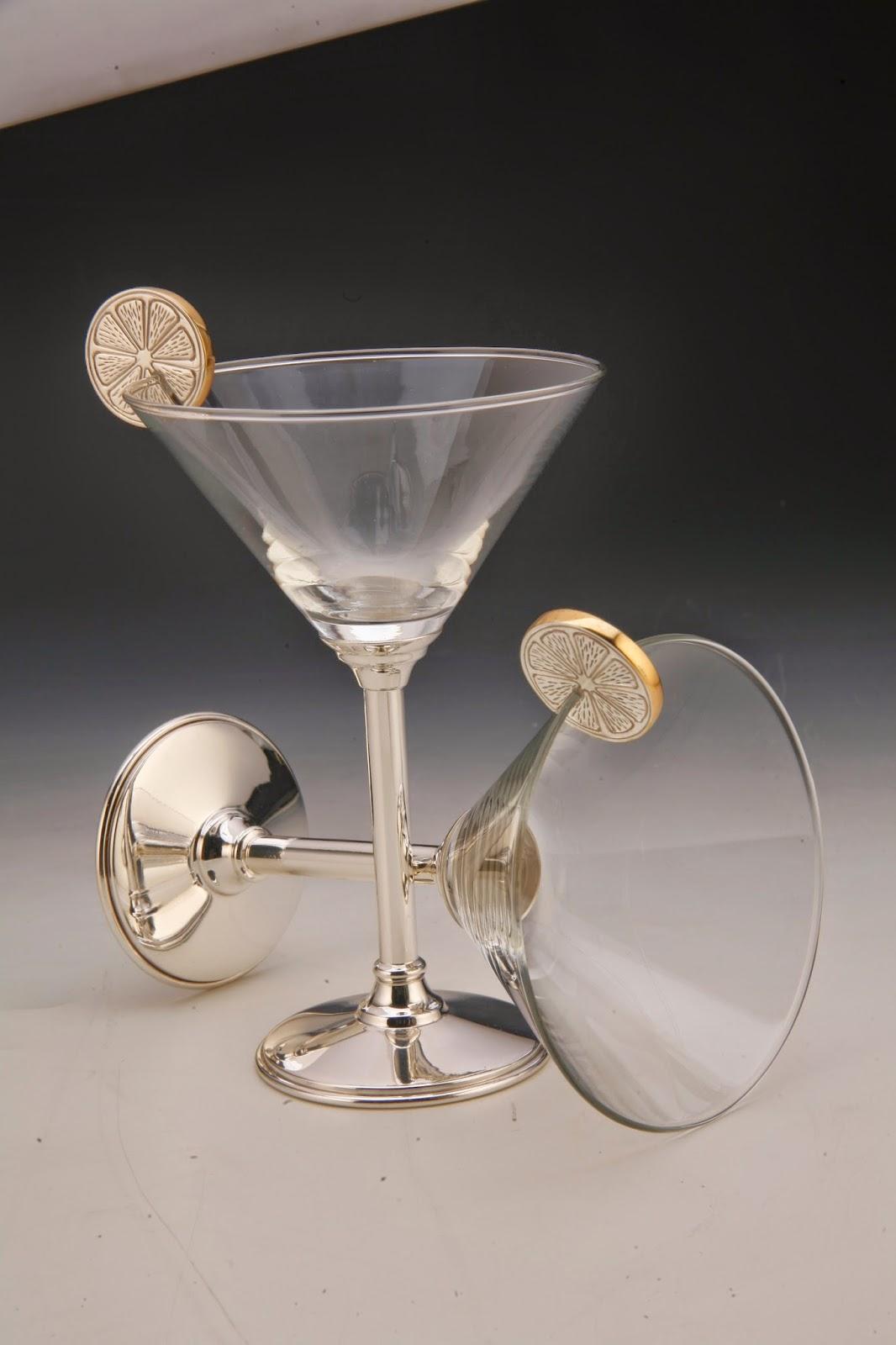 Frazer House Martini Glass