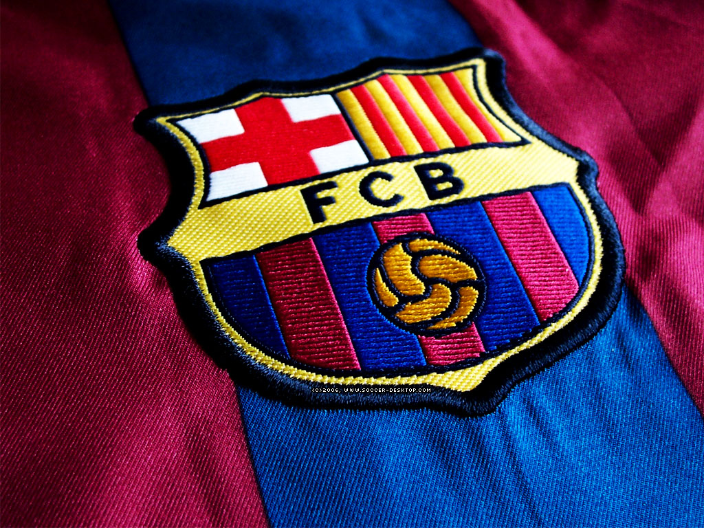 Barcelona Team Logo And Wallpapers
