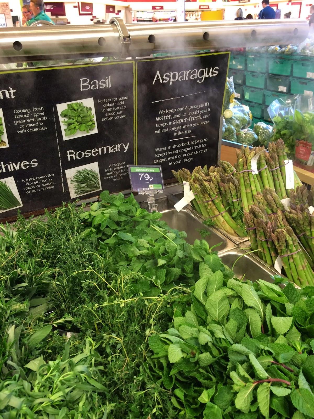 morrisons herbs