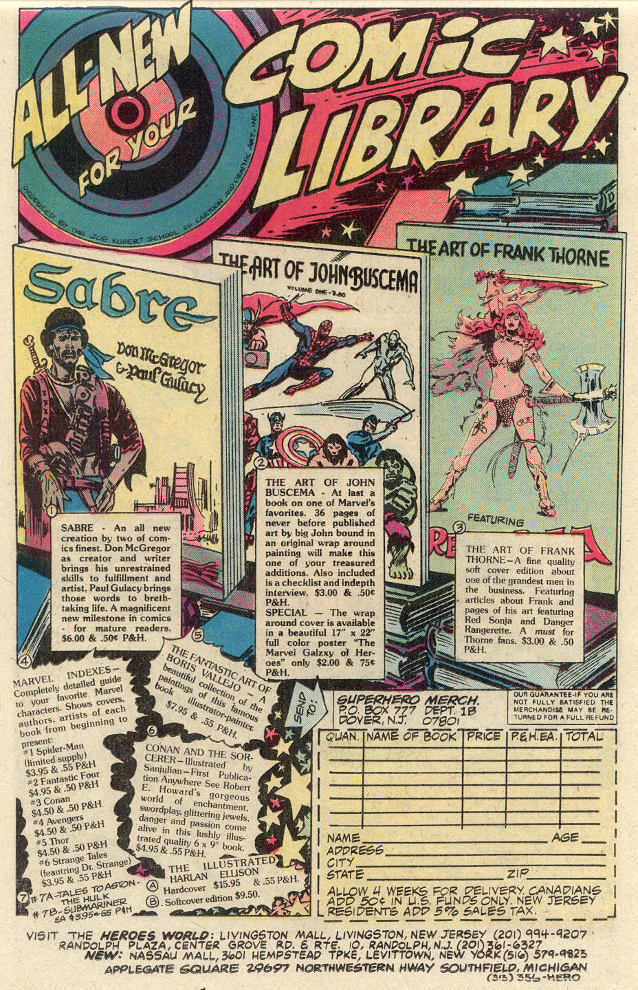 Conan the Barbarian (1970) Issue #97 #109 - English 19