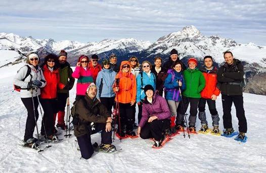 Capodanno in Val Maira 2014 - 15